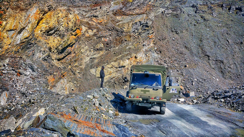 Quarry Explorer Tour