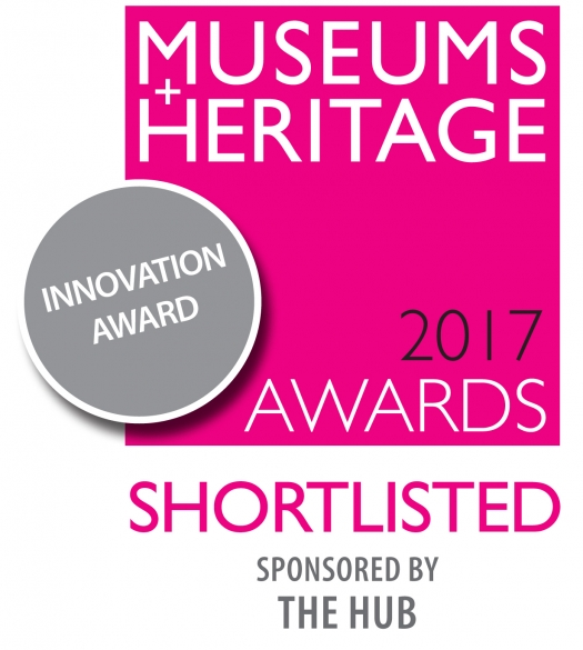 Shortlisted Museums Heritage Award 2017