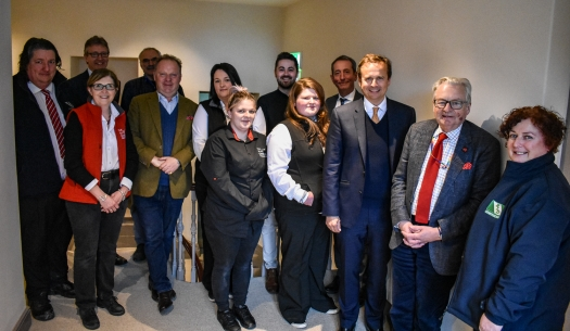 New Lease of Life for Slate Mine Home