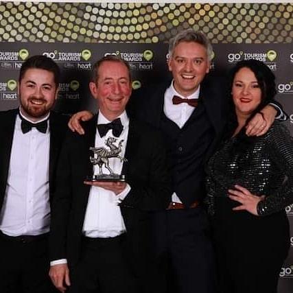 Llechwedd Wins at Go North Wales Awards