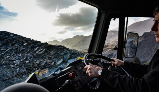 Join the Team: Llechwedd Truck Tour Guides