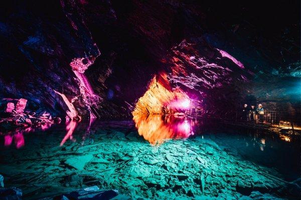 Llechwedd Deep Mine Tour